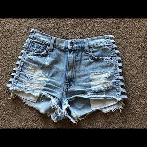 Carmar LF Denim Shorts